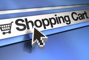 shopping cart url
