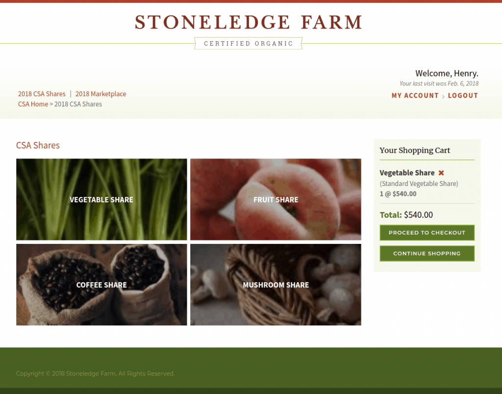 Stoneledge Farm